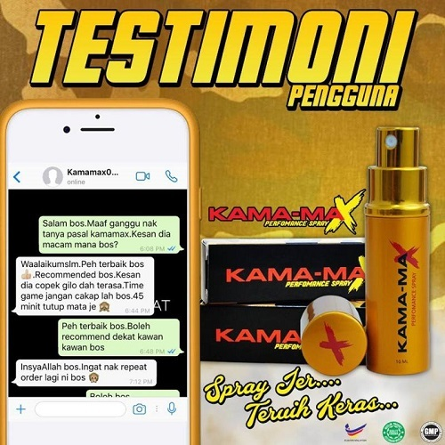 kama-max spray testimoni 1